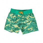 Björn Borg Boys Board Shorts Bright Green * Fri Frakt * * Kampanj *