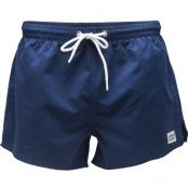 Frank Dandy Breeze Swim Shorts, Dark Navy
