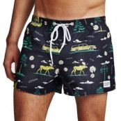 Frank Dandy Sail Swewaii 2 Swimshorts * Fri Frakt * * Kampanj *