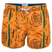 Muchachomalo Swim Tiger Wood Boardshort * Fri Frakt * * Kampanj *