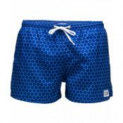 Frank Dandy Sail Ninja - Dart Swim Shorts, Dark Blue