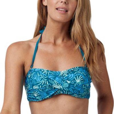 Abecita Miami Twisted Bikini Bandeau * Fri Frakt *