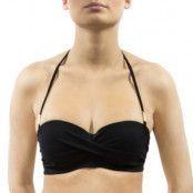 Calvin Klein Core Solid Front Twist Bikini Bandeau * Fri Frakt *