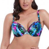 Freya Jungle Flower Bandless Deco Moulded Bikini * Fri Frakt *