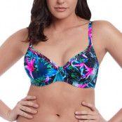 Freya Jungle Flower Plunge Bikini Top * Fri Frakt *
