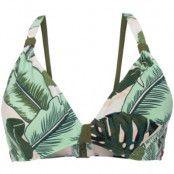 Seafolly Palm Beach F Cup Halter Bikini Top * Fri Frakt * * Kampanj *