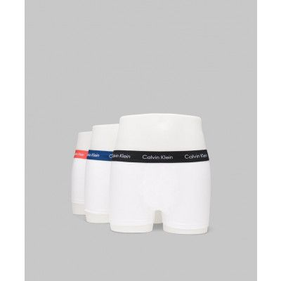 3-pack Lowrise Trunk White