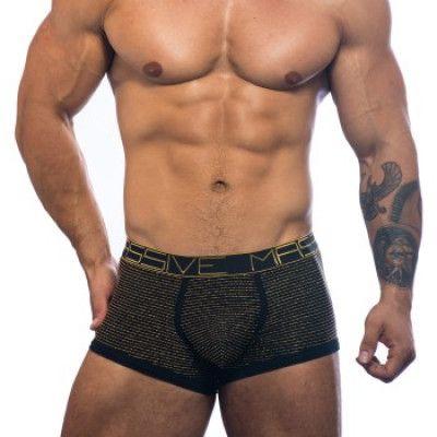 Andrew Christian MASSIVE Vivid Boxer * Fri Frakt *