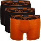 Emporio Armani 3-pack Monogram Cotton Boxers * Fri Frakt * * Kampanj *