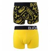 Björn Borg - 2-pack short shorts - Red alert