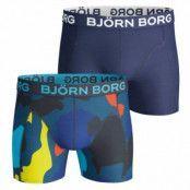 Björn Borg 2-pack Blocks Shorts * Fri Frakt *