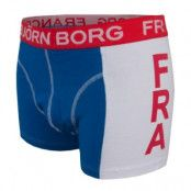Björn Borg Boys Shorts Nations France * Fri Frakt * * Kampanj *