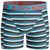 Björn Borg Boys Shorts Tribe Stripe * Fri Frakt * * Kampanj *