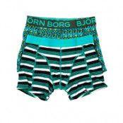 Björn Borg Hunting Boys Shorts Kombu Green 2-pack * Fri Frakt * * Kampanj *