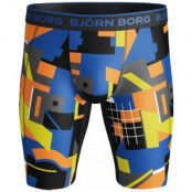 Björn Borg Performance Pro Long Shorts Multi * Fri Frakt *