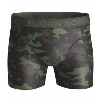 Björn Borg Tonal Camo Microfiber Shorts * Fri Frakt *