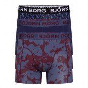 Shorts Sammy Bb Wingspan & Bb 2 W Boxerkalsonger Blå Björn Borg