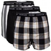 Calvin Klein 3-pack One Cotton Slim Fit Boxer * Fri Frakt *