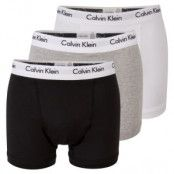 Calvin Klein 3-pack Cotton Stretch Trunks
