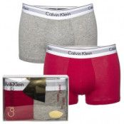 Calvin Klein 2-pack Holiday Modern Cotton Stretch Trunk * Fri Frakt *