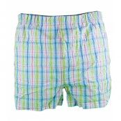 Cirque deluxe - Hippie rich Sleek cut boxer - Bequia checks
