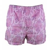 Cirque deluxe - Hippie rich Sleek cut boxer - Pink pink paisley