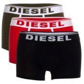 Diesel 3-pack Fresh and Bright Damien Boxer Trunks