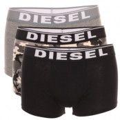 Diesel 3-pack Instant Look Boxer Trunks