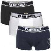 Diesel 3-pack All Timers Shawn Boxer Trunks