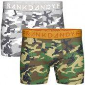 Frank Dandy 2-pack Camo Boxer * Fri Frakt * * Kampanj *