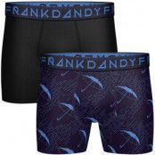 Frank Dandy 2-pack Rainy Days Boxer * Fri Frakt * * Kampanj *