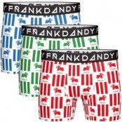 Frank Dandy 3-pack Milk Boxer * Fri Frakt *
