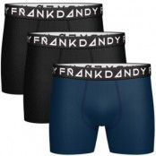 Frank Dandy 3-pack Solid Boxer * Fri Frakt * * Kampanj *
