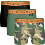Frank Dandy 3-pack x ALX TM Mixed Boxers * Fri Frakt * * Kampanj *