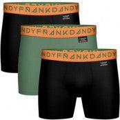 Frank Dandy 3-pack x ALX TM Solid Boxers * Fri Frakt * * Kampanj *