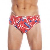 Frank Dandy Athletic Brief Red * Fri Frakt *