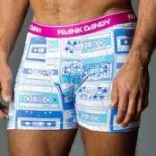 Frank Dandy Casette Boxer Multi * Fri Frakt * * Kampanj *