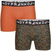 Frank Dandy 2-pack Fiori Boxer * Fri Frakt * * Kampanj *
