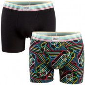 Frank Dandy Rings Solid Boxer 2-pack * Fri Frakt * * Kampanj *