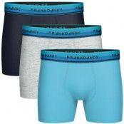 Frank Dandy 3-pack Solid Boxer 17 * Fri Frakt * * Kampanj *