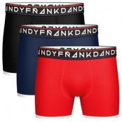Frank Dandy 3-pack St Paul Bamboo Boxers