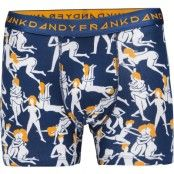 Frank Dandy Swingers Blue Boxer (S)