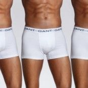 Gant Essential Basic CS Trunks White 3-pack * Fri Frakt *