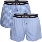 BOSS Woven Boxer Shorts With Fly 2-pack * Fri Frakt *