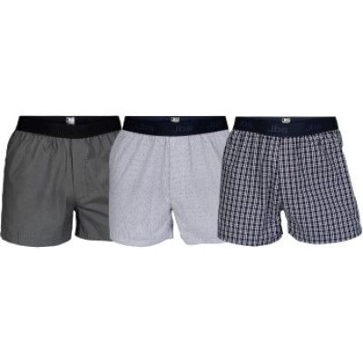 JBS 3-pack Organic Cotton Boxershorts * Fri Frakt *