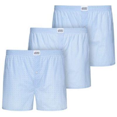 Jockey 3-pack Woven Soft Poplin Boxer Shorts * Fri Frakt *