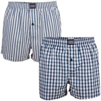 Jockey 2-pack Woven Boxer Shorts * Fri Frakt *
