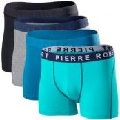 Pierre Robert 4-pack For Men Cotton Boxer Mix * Fri Frakt * * Kampanj *