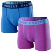 Pierre Robert For Men Cotton Boxers 2-pack * Fri Frakt *