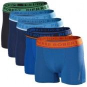 Pierre Robert 5-pack For Men Sports Boxer Mix * Fri Frakt * * Kampanj *
